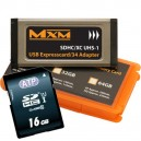 16GB ATP UHS-1& MXM Adapter - (MXML25)