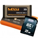 32GB ATP UHS-1 & MXM Adapter - (MXML26)