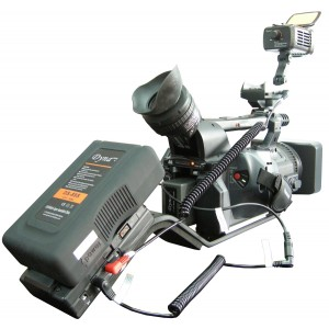 Shoulder Support for Canon, Panasonic & JVC camcorders - (MXMSJB)