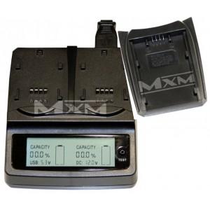 CHARGER MXM C2Di & PANASONIC PLATE - (MXMC56)